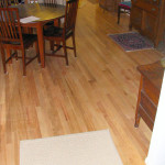 Dining Hardwood Floor