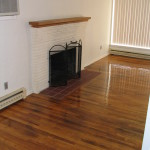 Antique Hardwood Floor