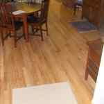 Dining Hardwood Floor