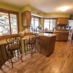 Kitchen Flooring and Counter Tops